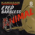 KAMASAN ANIMAL EYED BARBLESS HOOKS SIZE  8